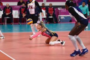 Selección de voleibol parte a Brasil para fogueo preolímpico