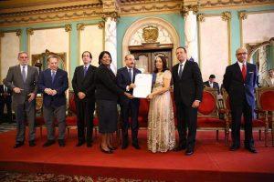 Emilia Pereyra recibe Premio Nacional de Periodismo 2019