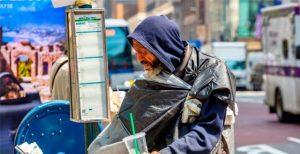 Nueva York busca dar techo a todas las personas que no tienen hogar