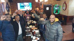 PLD en NY proclama Gonzalo ganará los comicios en la primera vuelta