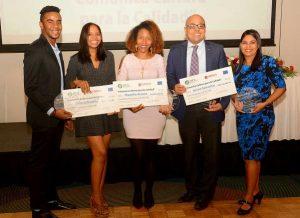 """MICM entrega premio periodístico """"Comunica Cultura para la Calidad"""""""