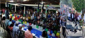 SAN CRISTOBAL: Fuerzas opositoras proclaman candidatos municipales Los Cacaos