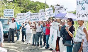 PUERTO PLATA: Moradores de Los Guzmancito reclaman asfaltado