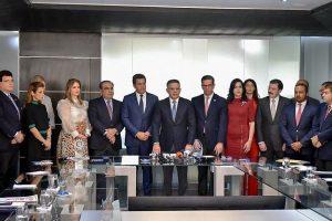 Empresarios reconocen gestión de David Collado en alcaldía del DN