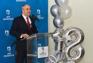 AFP Reservas celebra el 18º. aniversario y presenta su nueva APP