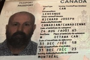 Arrestan en Haití a presunto jefe criminal canadiense