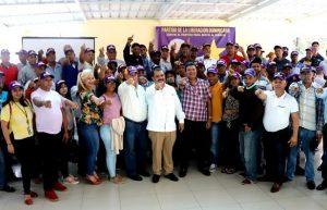 LA VEGA: Dice Gonzalo creará 534 mil nuevos empleos en la zona rural