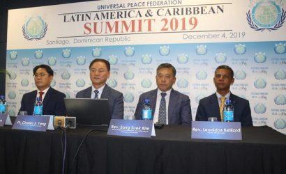 Santiago sede Festival Internacional Familiar por la Paz en el Caribe