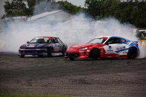 Serie de Drift Shell Hellix llega este domingo a su último round