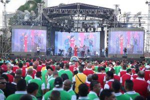 El Grupo SID celebra festival navideño para sus colaboradores