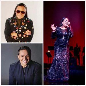 Elvis Crespo, Manny Manuel y La India van al Lehman Center en el 2020