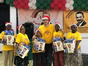 Fundación Dominicana por la Vida celebra encuentro navideño