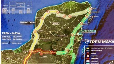 MEXICO:  Proyecto Tren Maya causa discusiones; harán consulta