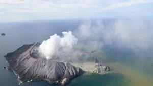 AUSTRALIA: Al menos 16 muertos por erupción del volcán Whakaari