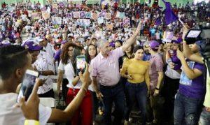 Gonzalo Castillo promete apoyar a la juventud dominicana emprendedora