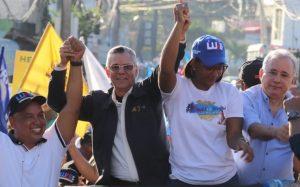 Manuel Jiménez encabezará marcha este sábado por sectores de SDE
