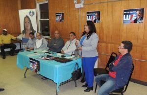 PROVIDENCE: Servia Iris Familia pide militancia vote por el PRM