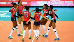Voleibol de RD lucha por un cupo para Juegos Olímpicos