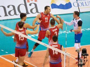 Canada y Puerto Rico triunfan en clasificatorio NORCECA