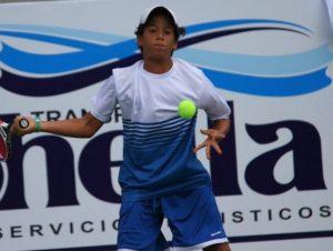 RD avanza a cuartos de final en World Junior Tennis