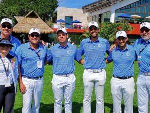 Dominicanos en lugar 18 en Open Championship de Gold
