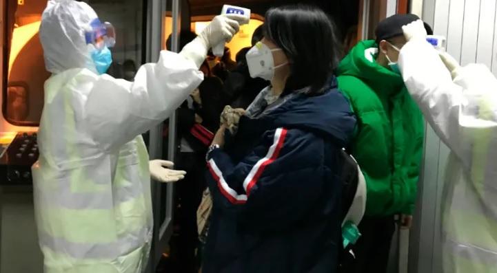 R. Dominicana adopta medidas ante el riesgo de entrada del coronavirus