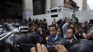 UE sigue reconociendo a Guaidó como Presidente de la Asamblea