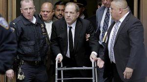 Inicia el juicio contra Harvey Weinstein, clave del Me Too
