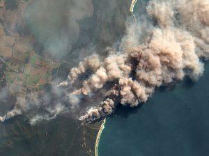 Fuegos en Australia provocan daños devastadores a otros países del mundo