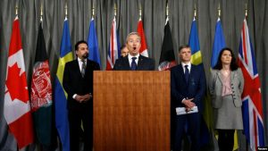 LONDRES: Piden a Irán indemnizar a familias de víctimas de avión derribado