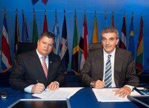 Agencias de R.Dominicana e Italia firman acuerdo para combatir narcotráfico