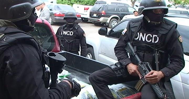 DNCD dice haber desmantelado 22 puntos y arrestado 323 personas