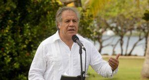 EEUU respalda a Luis Almagro para reelección al frente OEA