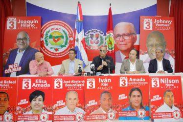 """Antún: """"Gobierno pretende despojar al PRSC de la casilla 3"""""""