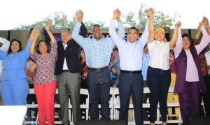 Alfredo Martínez apoya candidato a alcalde de SDE Luis Alberto Tejeda