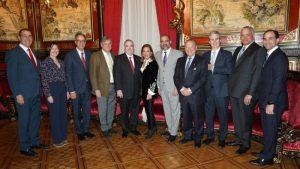 """ESPAÑA: Presentan el libro """"Taínos, arte y sociedad"""" durante un acto"""