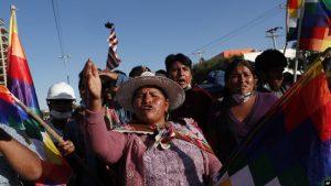 BOLIVIA: Aprueban convocatoria y calendario de elecciones para el 3 de mayo