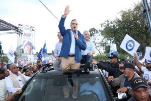 Abinader y Manuel Jiménez dicen cambio de gobierno es inevitable
