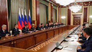 RUSIA: Primer Ministro renuncia para dar espacio a cambios constitucionales