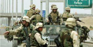 EE.UU. anuncia reubicación en los próximos días de sus tropas en Irak