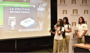 Banco Central convoca a la 8ª competición 'Economistas del futuro'