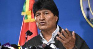 """Evo Morales tilda de """"vergüenza"""" Bolivia investigue a Iglesias y Zapatero"""