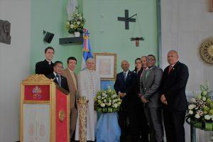EL SALVADOR: Misión Dominicana celebra misa en honor a la  Virgen
