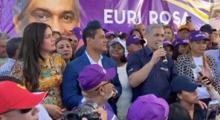 """Gonzalo recuerda """"las elecciones se ganan con votos, no con encuestas"""""""