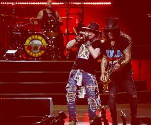 Grupo Guns N Roses anuncia concierto para Punta Cana