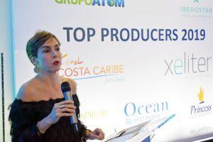 """Informe turístico: ATOM celebra la premiación """"Top Producer 2019"""""""