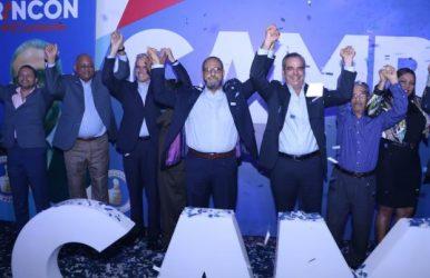 Abinader alterna apoyo a candidatos con agenda de crecimiento del PRM