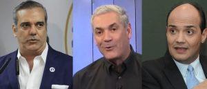 Tres candidatos apoyan pedido de pacto político hecho por la Iglesia