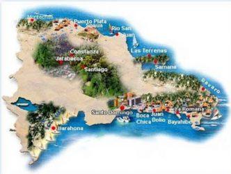 Abinader y su puntos de vista turísticos