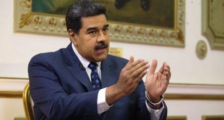 Maduro dice que está dispuesto a negociar directamente con EE.UU.